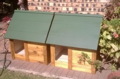 Medium Dog Kennel And Dog House Gallery